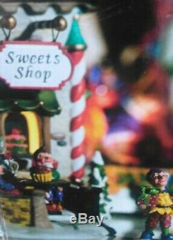 Huge Nutcracker Village Kingdom by Kirkland Signature/Costco Christmas Classic