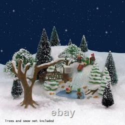 It's A Wonderful Life Christmas ENESCO 2005'SLEDDNG HILL' NEWithMINT-HTF
