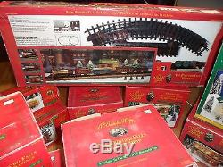 It's A Wonderful Life Christmas Village 64 Piece Collection