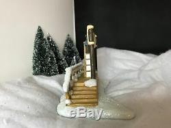 It's A Wonderful Life Enesco Christmas Village Bedford Falls BANDSTAND RARE NIB