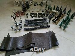 It's A Wonderful Life Miniature Village Complete Set 30 Buildings++