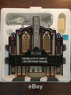 Its A Wonderful Life-Bijou Theater/ Mary Bailey Hawthorne Village