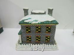 Its A Wonderful Life Enesco Christmas Village Mary Hatch's House EXCELLENT RARE