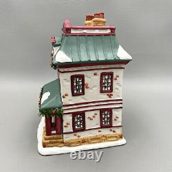 Its a Wonderful Life Holiday Village Target Mary Hatchs House NEW 1st Edition