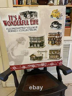 Its a wonderful life series 1 village. Never Set Up, Opened Up To Inspect only