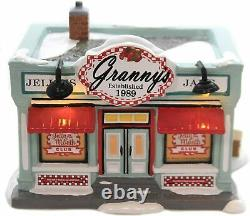 Jelly of the Month Club Dept 56 Snow Village 6003132 Christmas Vacation shop Z