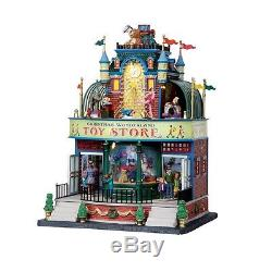 LEMAX 05070 Christmas Wonderland Toy Store By Lemax