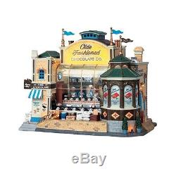 LEMAX 95888 Olde Fashioned Chocolate Co. By Lemax