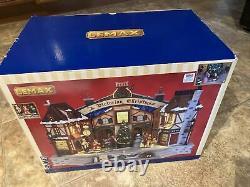 LEMAX -A Christmas Carol Play-Holiday Village Animated & Musical