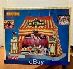 LEMAX Berry Brothers Big Top #55918 Sights & Sounds 2015 FREE SHIPPING