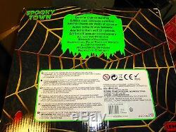 LEMAX SPOOKY TOWN Halloween House ALL HALLOWS MAUSOLEUM FREE OFFER