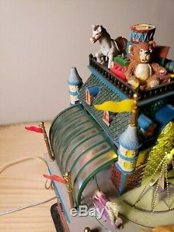 LEMAX-VILLAGE COLLECTION CHRISTMAS WONDERLAND TOY STORE in ORIGINAL BOX