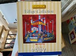 LEMAX Village Collection The Cha-Cha New In The Box Item # 74686