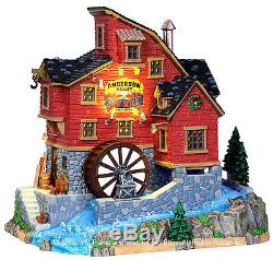 Lemax 15248 ANDERSON VALLEY MILL Vail Village Building Christmas Decor New I