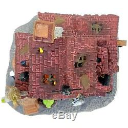 Lemax 2018 Witch And Warlock Residence Spooky Town #85308 New Novelty Nouveaute
