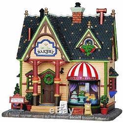 Lemax 25376 Mt. Joy Bakery Village Building
