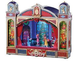 Lemax Caddington Village NEW 2019 CHRISTMAS BALLET #95461 SIGHTS & SOUNDS BNIB