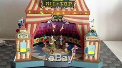 Lemax Carnival BIG TOP #55918 Sights & Sounds Carnival Free Shipping