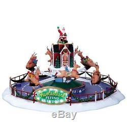 Lemax Carnival CollectionReindeer on HolidayBrand New in BoxItem 64058