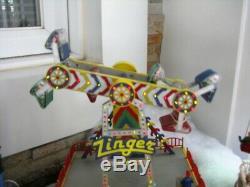 Lemax Carnival Ride Zinger
