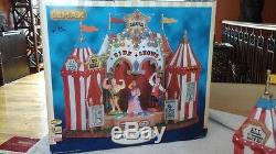 Lemax Carnival Side Shows