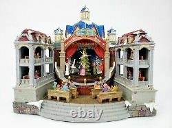 Lemax Carole Towne Frazier Opera House (Animated, Musical & Lighted) Tested