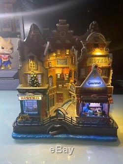 Lemax Christmas Village Building Seaside Christmas Xmas Gift