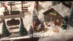 Lemax Christmas Village-Large Lot
