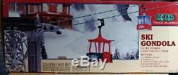 Lemax Christmas Village Ski Gondola Very Rare