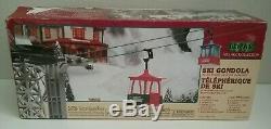 Lemax Christmas Village Ski Gondola Very Rare Complete