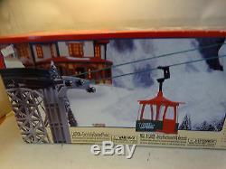 Lemax Christmas Village VHTF SKI GONDOLA NEW IN BOX NOS