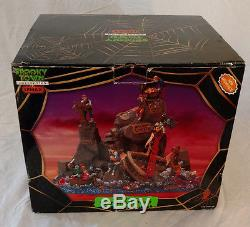 Lemax Dead Man's Point Spooky Town Halloween Village Pirate Shipwreck