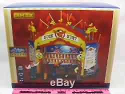 Lemax Duck Hunt Village Carnival Game Booth
