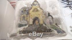 Lemax Guiding Light Church, Lighted Animated Musical, # 75602, from 2007, nos