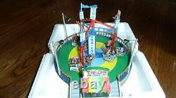 Lemax The Cha Cha Carnival Ride New In Box Retired