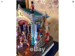 Lemax The Nutcracker Suite 2010 Carole Town Animated Musical Lighted Christmas