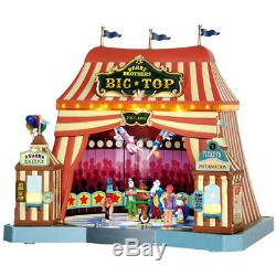 Lemax Village Christmas Building Berry Brothers Big Top Circus Xmas Gift #55918