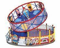 Lemax Village CollectionRound UpBNIBLighted Carnival Ride
