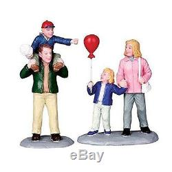 Lemax Village Collection At the Carnival, Set of 2 02796