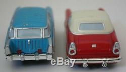 Lemax Village Collection Classic Car Set 14671a