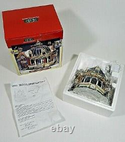 Lemax Village Collection Palace Ballroom Porcelain Lighted House