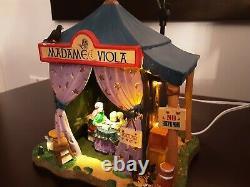 Lemax carnival Madame Viola