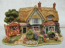 Lilliput Lane Sweets & Treats 2000 Anniversary Cottage Enesco L2315
