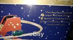 Mr Christmas World's Fair Grand Roller Coaster BNIB Animation Lights Music