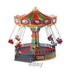 NEW 2018 Lemax Village Accessory Collection The Sky Swing Christmas Decor Gift