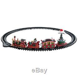 NEW 2018 Lemax Village Train Set Collection North Pole Railway XMAS Decor Gift