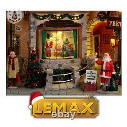 NEW 2020 LEMAX CHRISTMAS Holiday Village WINTERGARTEN LANE