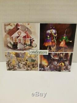 NEW Dept 56 06302 Marshall Field's FRANGO Factory Candy Store Christmas Village
