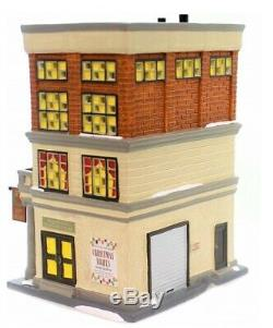 NEW RETIRED, Christmas Vacation The Department Store #6000634 Snow Village