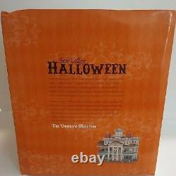 New in Box Department 56 Disney Halloween The Haunted Mansion house CERAMIC